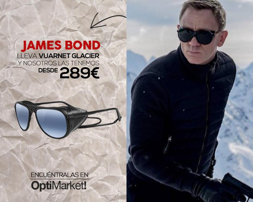 SPECTRE JAMES BOND GLACIER VUARNET